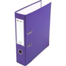 Папка - регистратор 75 мм фиолетовый Le Tian Wang