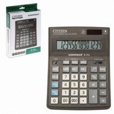 Калькулятор 12 разр. CITIZEN CDB 1401