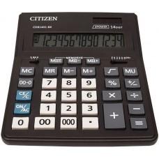 Калькулятор 16 разр. CITIZEN CDB 1601