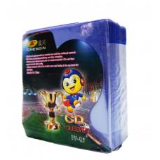 Салфетки для CD/DVD CHENSIN плотные 100 шт