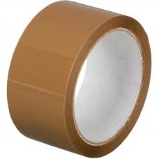Клейкая лента упаковочная корич ТРИУМФ 60ммХ75м, 50мкм (скотч)