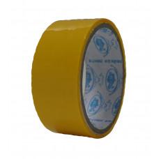 Клейкая лента ТРИУМФ желтый 35ммХ15м, 45мкм (скотч)