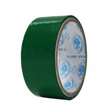 Клейкая лента ТРИУМФ зеленый 35ммХ15м, 45мкм (скотч)