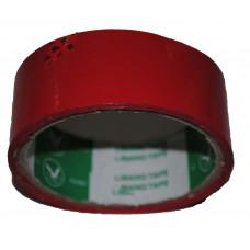Клейкая лента ТРИУМФ красный 35ммХ15м, 45мкм (скотч)