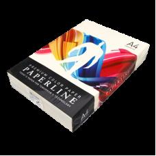 Цветная бумага офисная А4160 гр/250л №100 IVORY - Бежевая Paperline