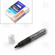 Маркер для доски HB-370 черный со смен, капсул