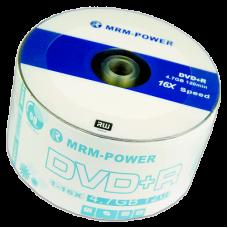 Диск DVD-R 16 х 4,7 GB 120 мин. MRM-POWER 50шт.к/600шт