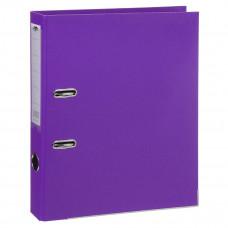 Папка - регистратор 50 мм фиолетовый Le Tian Wang
