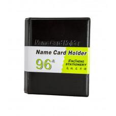 Визитница настольная на 96 визиток,черная (BINSHENG)