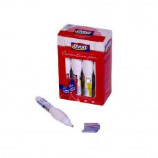 Корректор - ручка 5 мл тонкая CIVORS-085