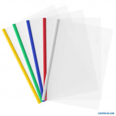 Папка для брошюровки со скрепкошиной (до 30 лист) А4 US-287 A
