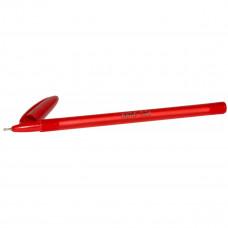 Ручка шарик, Silke красный стер