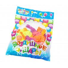 Шары цв, в наборе Воздушные шары п/100шт (Бибинур)