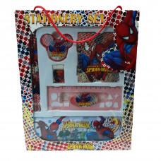Набор школьный 108 Spiderman
