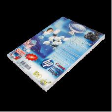 Фотобумага для струйной печати A4 180г/50л глянцевая