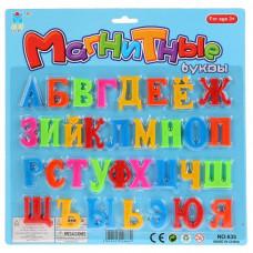 Магнитные буквы русские, большие, XI QI 8581/8511