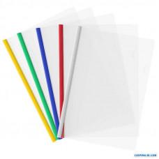 Папка для брошюровки со скрепкошиной (до 50 лист)  А4 US- Q310 USIGN
