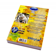 Фотобумага для струйной печати A5 230г/100л глянцевая