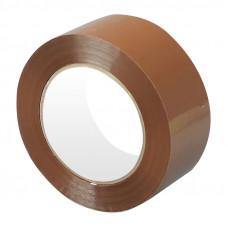 Клейкая лента упаковочная корич ТРИУМФ 50ммХ170м, 50мкм (скотч)