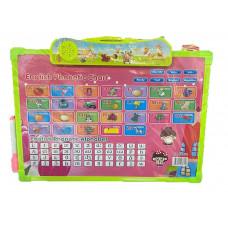 Доска детская говорящая (английский алфавит) 8831