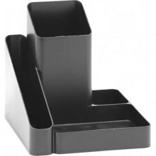 Органайзер  без наполнения пластиковый серый/черный ОР31/36