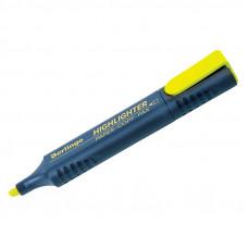 """Текстовыделитель Berlingo """"Textline HL500"""", желтый, 1-5мм"""