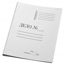 Скоросшиватель бумажный ДЕЛО (Вектор) 280г/м2