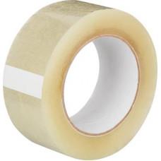 Клейкая лента упаковочная проз ТРИУМФ 50ммХ350м, 45мкм (скотч)