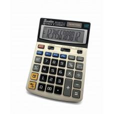 Калькулятор 12 разр,Sunwide.SW-8277C-II у10/к60