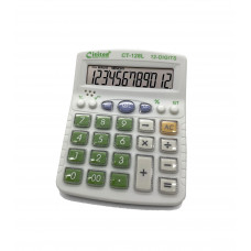 Калькулятор 12 разр. Cititon.CT-128L