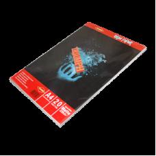 Фотобумага для струйной/лазерной печати A4 220г/20л двусторонняя матовая