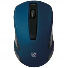 Мышь беспроводная Defender Accura MM-605, синий, 3btn+Roll