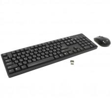 """Комплект беспроводной клавиатура + мышь Defender """"C-915"""", черный"""