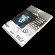 Фотобумага для струйной печати A4 Дизайнерская Кора матовая 230/50л