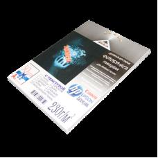 Фотобумага для струйной печати A4 Дизайнерская Бельг, ткань матовая 230/50л