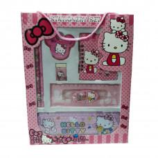 Набор школьный 108 Hello Kitty