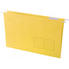 Папка подвесная желтая Suspension AP114/1813