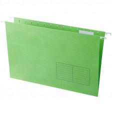 Папка подвесная зеленая Suspension AP114/1813