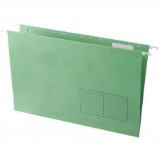 Папка подвесная темно - зеленая Suspension AP114/1813