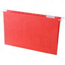 Папка подвесная красная Suspension AP114/1813