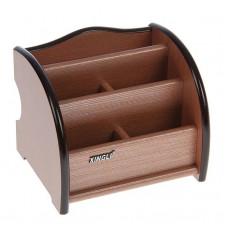 Органайзер без наполнения, деревянный. DX-5032 DE XING