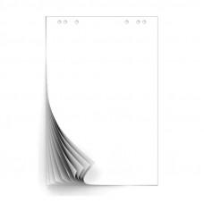 Блокнот для флипчарта OfficeSpace 60х90см 20л. нелинованная 257325