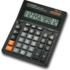 Калькулятор 12 разр. CITIZEN 444S уп/10 к/40